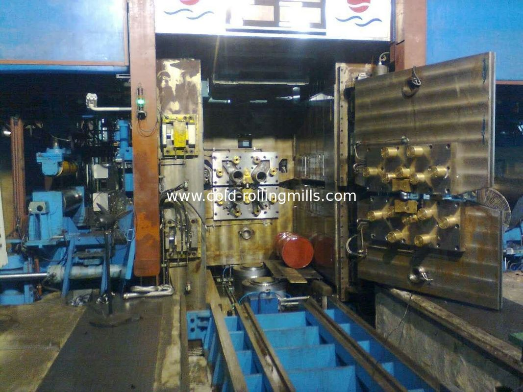 400mm 20 High Rolling Mill , AGC Alloy Steel Reversing Cold